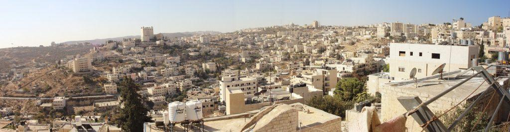 Blick über Bethlehem Süd