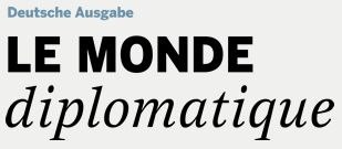 Logo LeMonde diplomatique
