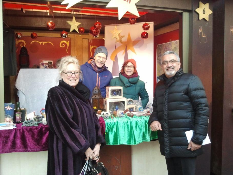 Weihnachtsmarkt am Dom 2018