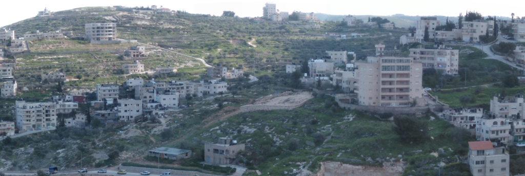 Panorama Süd-Bethlehem