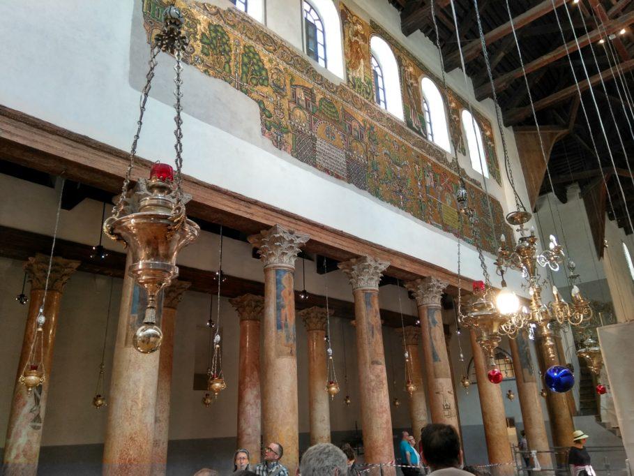 Geburtskirche nach der Sanierung