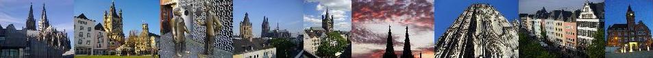 Bilderfolge Köln